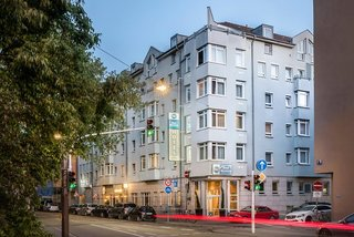 Hotel Best Western Hotel Mannheim City Außenaufnahme