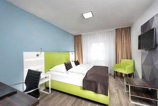 Hotel Best Western Hotel Mannheim City Wohnbeispiel
