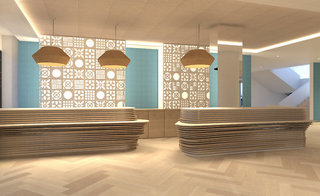 Hotel Abora Continental by Lopesan Hotels Lounge/Empfang