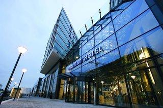 Hotel Maritim Düsseldorf Außenaufnahme