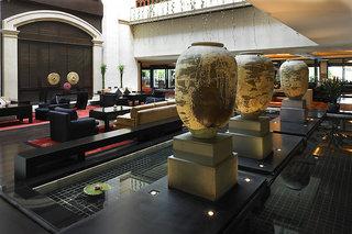 Hotel Anantara Riverside Bangkok Resort Lounge/Empfang