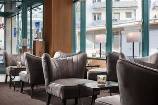 Hotel TRYP by Wyndham Koeln City Centre Lounge/Empfang