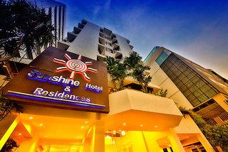 Hotel Sunshine Hotel & Residences Außenaufnahme