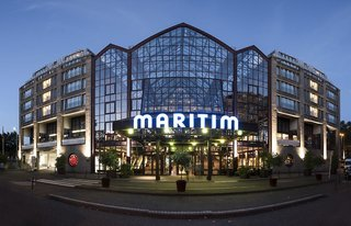 Hotel Maritim Köln Außenaufnahme