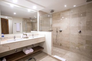 Hotel Impressive Premium Resort & Spa Badezimmer