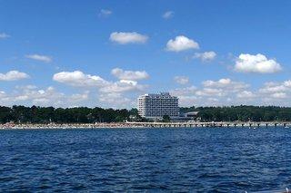 Hotel Maritim Seehotel Timmendorfer Strand Außenaufnahme