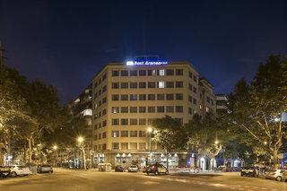 Hotel Aranea Barcelona Außenaufnahme
