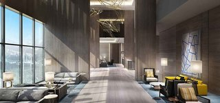Hotel dusitD2 Kenz Hotel Lounge/Empfang