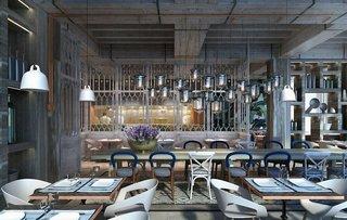 Hotel dusitD2 Kenz Hotel Restaurant