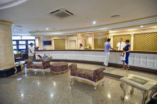 Hotel Crystal Sunrise Queen Luxury Resort & Spa Lounge/Empfang