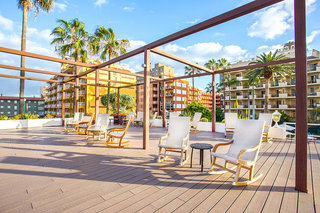 Hotel Be Live Adults Only Tenerife Terasse