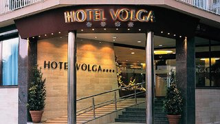 Hotel Volga Außenaufnahme