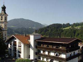 Hotel Appartements Brixental Außenaufnahme