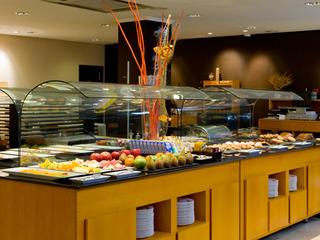 Hotel NH Ciudad de Valencia Restaurant