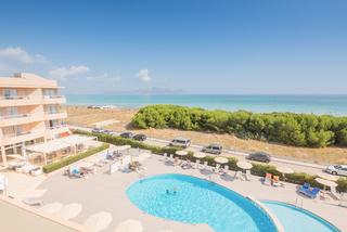 Hotel Dunes Platja Pool