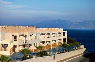 Hotel Mitsis Family Village Beach Hotel Außenaufnahme