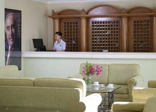 Hotel Mitsis Family Village Beach Hotel Lounge/Empfang