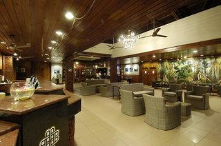 Hotel Berjaya Beau Vallon Bay Resort & Casino Lounge/Empfang