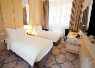 Hotel Dorsett Singapore Wohnbeispiel