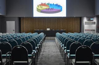 Hotel The Building Konferenzraum