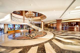 Hotel Pickalbatros Amwaj Blue Beach Resort & Spa Lounge/Empfang