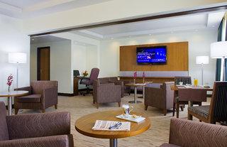 Hotel Radisson Blu Muscat Lounge/Empfang