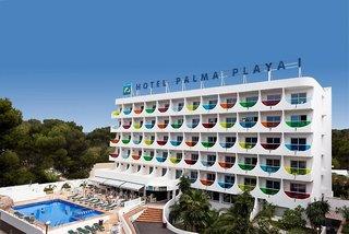 Hotel Playasol Palma CactusAußenaufnahme