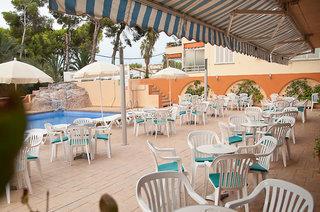 Hotel Playasol Palma CactusTerasse