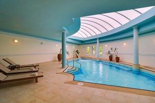 Hotel Aegean Melathron Thalasso Spa Hotel Hallenbad