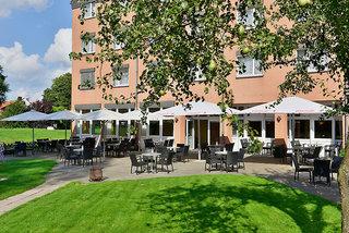 Hotel Michel & Friends Hotel Lüneburger Heide Terasse