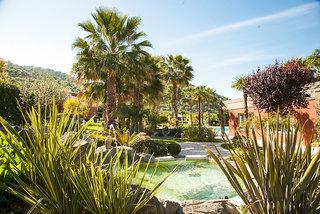 Hotel Alcantara Resort Garten