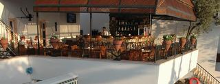 Hotel Comca Manzara Terasse