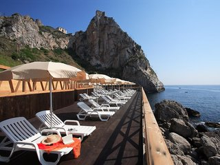 Hotel Capo dei Greci Taormina Coast - Resort Hotel & Spa Terasse