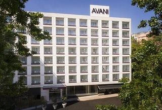 Hotel AVANI Avenida Liberdade Lisbon Außenaufnahme