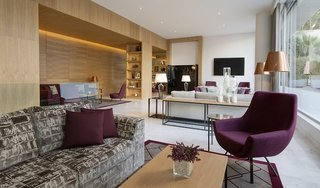 Hotel AVANI Avenida Liberdade Lisbon Lounge/Empfang