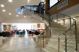 Hotel Cabau Aquasol Lounge/Empfang