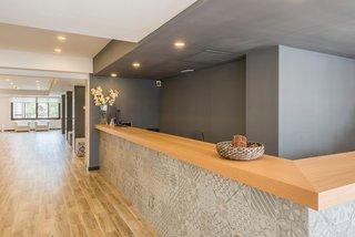 Hotel Amazonas Lounge/Empfang