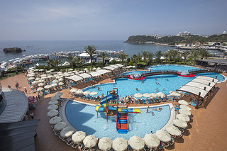 Hotel Granada Luxury Okurcalar Pool