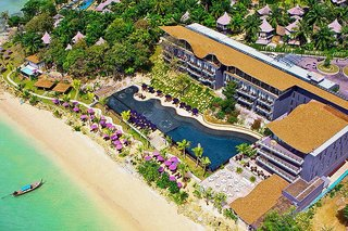 Hotel Beyond Resort Krabi Luftaufnahme
