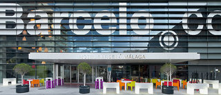 Hotel Barcelo Malaga Außenaufnahme