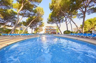 Hotel Palma Bay Club Resort & Nebengebäude Pool
