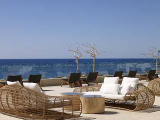 Hotel Mitsis Alila Resort & Spa Terasse