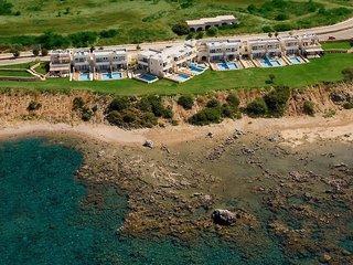 Hotel Al Mare Villas Außenaufnahme