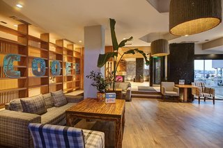 Hotel COOEE Palmera Beach - Erwachsenenhotel Lounge/Empfang