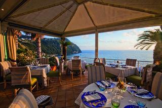 Hotel Sorriso Thermae Resort & Spa Restaurant