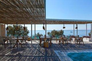 Hotel Kamari Beach Terasse