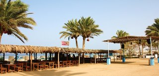 Hotel Bliss Abo Nawas Resort Marsa Alam Strand