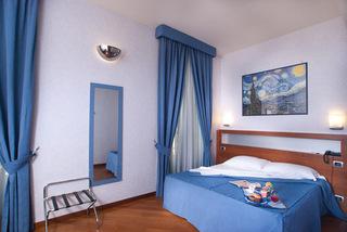 Hotel Best Western Plaza Neapel Wohnbeispiel