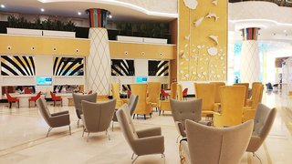 Hotel Granada Luxury Beach Lounge/Empfang