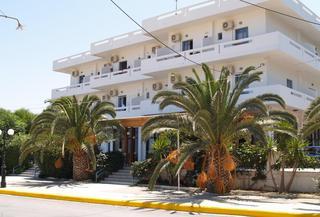 Hotel Poseidon Außenaufnahme